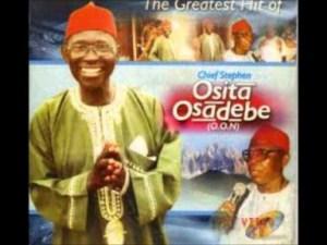 Chief Steven Osita Osadebe - Okp